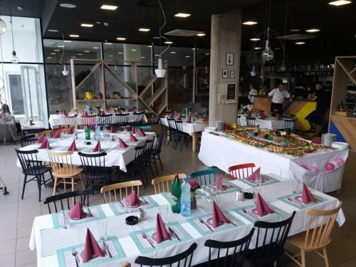 Ambijent Restorana Campus - Proslave 004