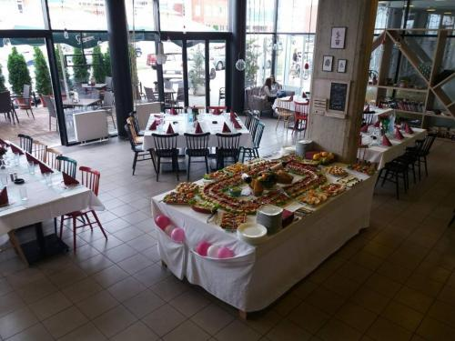Ambijent Restorana Campus - Proslave 006