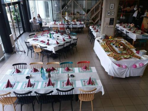 Ambijent Restorana Campus - Proslave 001