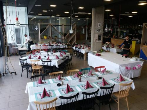 Ambijent Restorana Campus - Proslave 002